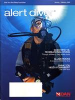 Cover Dan Alert diver